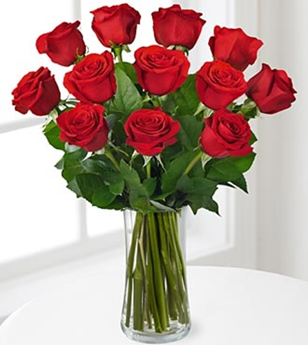Picture of One Dozen Roses
