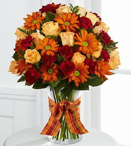 Picture of Golden Autumn Bouquet
