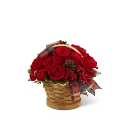 Picture of Joyous Holiday Bouquet