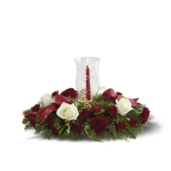 Picture of Holiday Wishes Centerpiece
