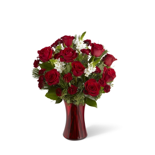 Picture of Holiday Romance Bouquet
