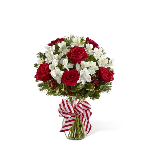 Picture of Holiday Enchantment Bouquet