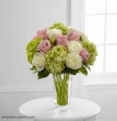 Picture of Embracing Grace Bouquet by Vera Wang