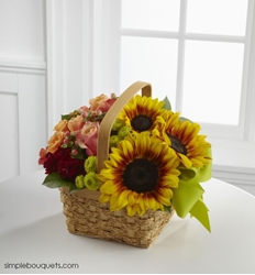 Picture of Bright Day Basket