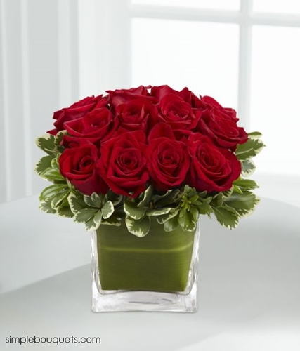 Picture of Irresistible Love Bouquet