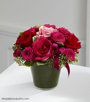 Picture of My Sweet Love Rose Bouquet