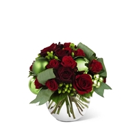 Picture of Holiday Bliss Bouquet