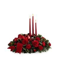 Picture of Lights of the Season Centerpiece