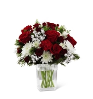 Picture of Happiest Holidays Bouquet