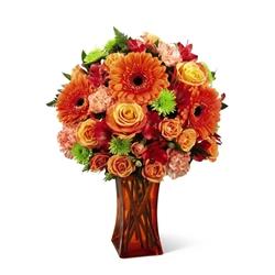 Picture of Orange Escape Bouquet