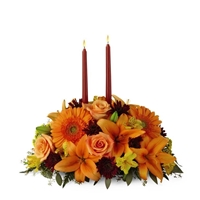 Picture of Bright Autumn Centerpiece