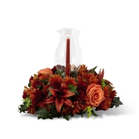 Picture of Heart of the Harvest Centerpiece
