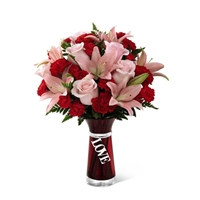 Picture of Hold My Heart Bouquet