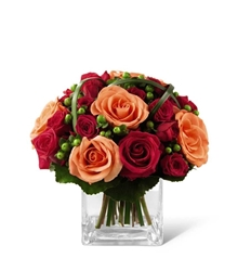Picture of Deep Emotions Rose Bouquet