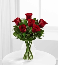 Picture of Simply Enchanting Rose Bouquet