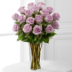 Picture of Lavender Rose Bouquet