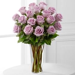 Picture of Lavender Rose Bouquet