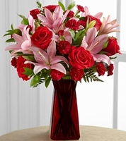 Picture of Love Rushes In Bouquet
