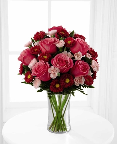 Picture of Precious Heart Bouquet