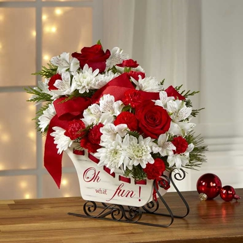 Picture of Holiday Traditions Bouquet
