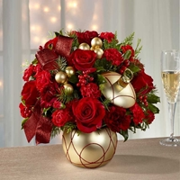 Picture of Holiday Delights Bouquet