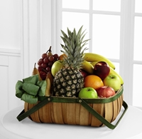 Picture of Thoughtful Gesture Fruit Basket