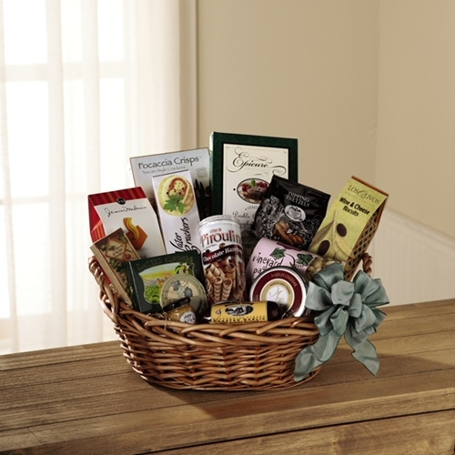 Picture of Warmth & Comfort Gourmet Basket