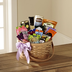 Picture of Quiet Tribute Gourmet Basket
