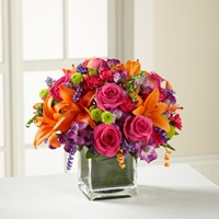 Picture of Birthday Cheer Bouquet