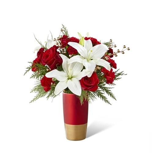 Picture of Holiday Celebrations Bouquet