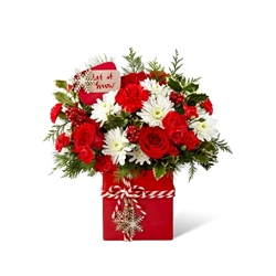 Picture of Holiday Cheer Bouquet