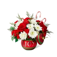 Picture of Season's Greetings Bouquet