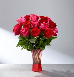 Picture of Art of Love Rose Bouquet