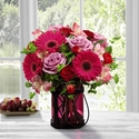 Picture of Pink Exuberance Bouquet